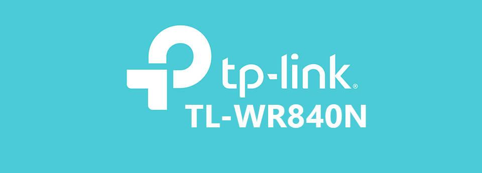 روتر تی پی-لینک TL-WR840N