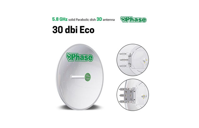 Dish phase 30dbi eco