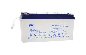 deepcycle gel battery 150A oliter