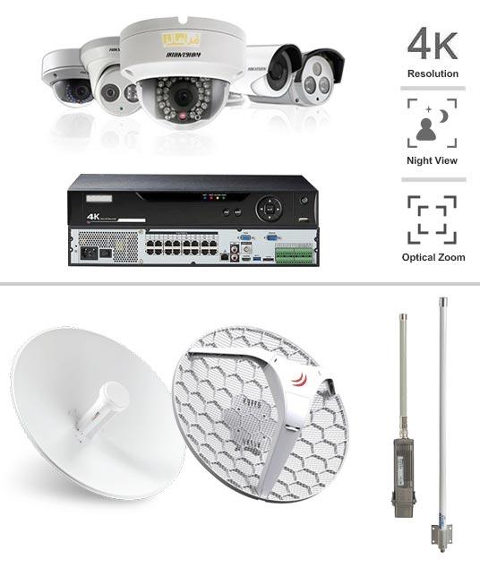 فروش دوربین مداربسته و تجهیزات شبکه